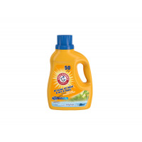 Arm & Hammer Concentrated 2X 1 pack 74.7oz 50Ld Liquid Clean Fresh Scent