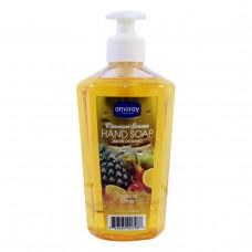 Amoray Premium Diamond Essence Liquid H/Soap 2 pack 14Oz PH Tropical Citrus