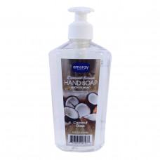 Amoray Premium Diamond Essence Liquid H/Soap 2 pack 14Oz PH Coconut Oasis