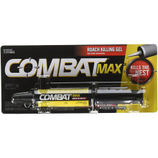 Combat Source Kill Max 1 Pack 1Ct Roach Gel 1.05Oz