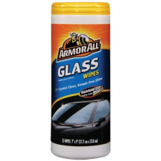 Armor All Glass Wipes 2 pack 25Ct