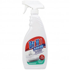 Brillo Basics All Purpose Cleaner 2 Pack 22oz Trigger With Bleach