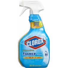 Clorox Bathroom Bleach Foamer 2 Pack 30Oz Spray