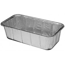 2 Lb Loaf  Pan 1 pack 25ct ..