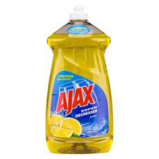 Ajax Dish Liquid 1 Pack 52Oz Lemon