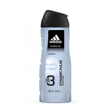 Adidas Shower Gel 2 pack 13.5Oz (400Ml) Dynamic Pulse