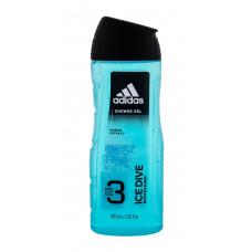 Adidas Shower Gel 2 pack 13.5Oz (400Ml) Ice Dive