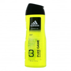 Adidas Shower Gel 2 pack 13.5Oz (400Ml) Pure Game