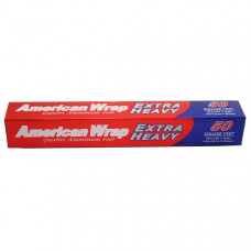 American Wrap Foil 3 Pack 50Sq.Ft Extra H/Duty