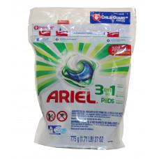 Ariel Pods 3 In 1 1 pack 31Ct He Alpine Breeze