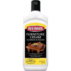 Weiman Furniture Cream With Lemon Oil 1 pack 8Oz Bottle