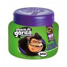 Moco De Gorila Hair Gel 12 Pack 9.5Oz Jar Galan (Green)