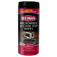 Weiman Cook Top Wipes 1 pack 30Ct(Kosher For Passover)