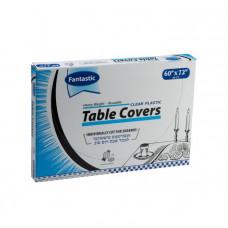 Fantastic Clear Tablecloth 60X72