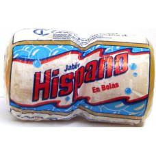 Hispano Bar Soap Bola 1 Pack 2Pk Round