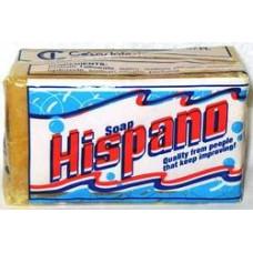Hispano Bar Soap Pasta 1 Pack 2Pk