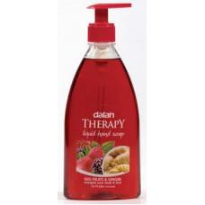 Dalan Hand Soap 1 pack 13.5Oz  Red Fruit & Ginger