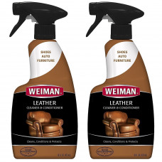 Weiman Leather Cleaner & Conditioner 1 pack 16Oz Trigger