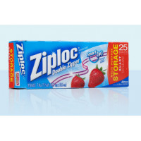 Ziploc Storage Bags 3 Pack 25Ct Qt