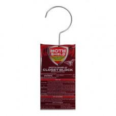 Moth Shield Closet Deodorizer 1 Pack 5Oz Rose