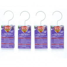 Moth Shield Closet Deodorizer 1 Pack 5Oz Lavender