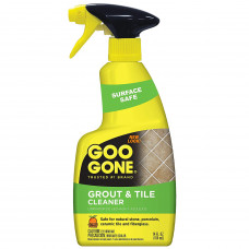 Goo Gone 1 pack 14Oz Whole Home Grout Cleaner Trigger