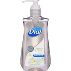 Dial A/B H/Soap 1 pack 7.5Oz Pump White Tea & Vitamin E