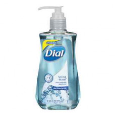 Dial A/B H/Soap 1 pack 7.5Oz Pump Spring Water