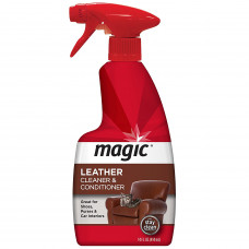 Magic? Leather Revive 1 pack 14Oz. Trigger