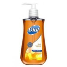 Dial A/B H/Soap 1 pack 7.5Oz Pump Gold