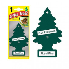 Little Trees Car Fresheners 1 Pack 1Ct Royal Pine