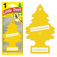 Little Trees Car Fresheners 1 Pack 1Ct Vanillaroma