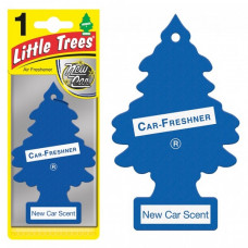Little Trees Car Fresheners 1 Pack 1Ct New Car Scent