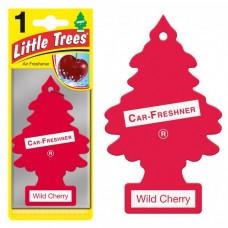Little Trees Car Fresheners 1 Pack 1Ct Wild Cherry