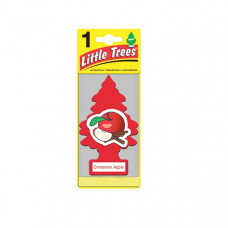 Little Trees Car Fresheners 1 Pack 1Ct Cinnamon Apple