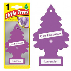 Little Trees Car Fresheners 1 Pack 1Ct Lavender