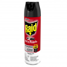 Raid Ant&Roach 1 Pack 17.5Oz Unscented