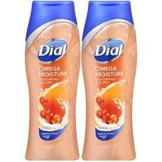 Dial Body Wash 1 pack 21Oz Omega Moisture