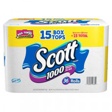 Scott Toilet Paper 36 Pack 1000St