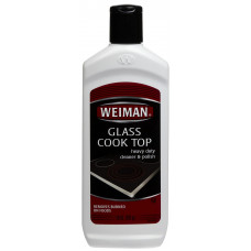 Weiman 1 pack 10Oz Glass Cook Top Cleaner (Kosher For Passover)