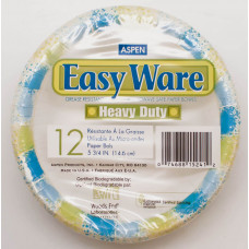 Aspen Easy Ware Plastic Coated Paper 12Oz Bowls 1 pack 12Ct