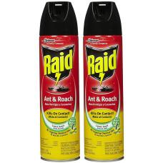 Raid Ant&Roach 1 Pack 17.5Oz Lemon