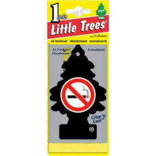 Little Trees Car Fresheners 1 Pack 1Ct No Smoking