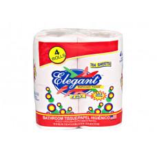Elegant Toilet Paper 24 pack 4Pk 2 Ply