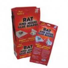 Pest Control Glue Boards 1 Pack 2Ct Rat & Mouse