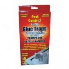 Pest Control Jumbo Rat Glue Traps 1 Pack 2Ct
