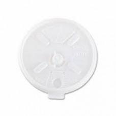 Dart Tear Tab Lid 1 Pack 100Ct For 10Oz