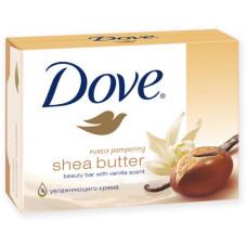Dove S/Bar 1 Pack 135G Shea Butter