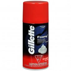 Gillette Shave 1 pack 11Oz Foamy Regular