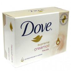 Dove S/Bar 1 Pack 135G Supreme Cream Of Oil Fine Silk